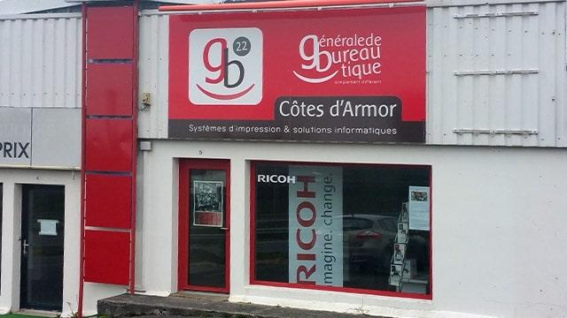 GdB agence Côtes d'Armor 22