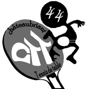 Logo Chateaubriand Tennis de Table