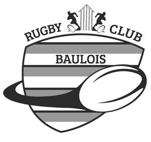 Logo Rugby Club Baulois